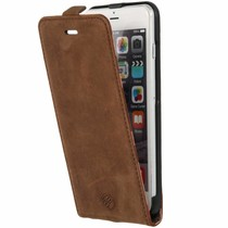 iMoshion Flip Case Braun für das iPhone 6(s) Plus