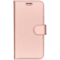 Accezz Wallet TPU Booklet Roségold Huawei Y5 (2018) / Honor 7s