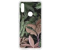 Dschungel Design Silikonhülle für das Huawei P Smart Z