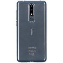 Nokia Clear Backcover Transparent für das Nokia 3.1 Plus