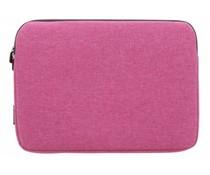 Gecko Covers Universal Zipper Laptop Sleeve 13 Zoll - Rot