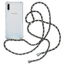 iMoshion Backcover mit Band Grün für das Samsung Galaxy A50 / A30s