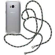 iMoshion Backcover mit Band Grün für das Samsung Galaxy S8