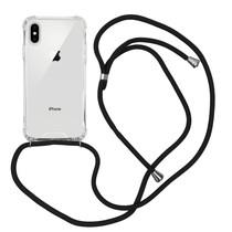 iMoshion Backcover mit Band Schwarz für das iPhone Xs / X