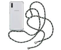iMoshion Backcover mit Band Grün für das Samsung Galaxy A70