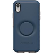 OtterBox Otter + Pop Symmetry Backcover Blau für das iPhone Xr