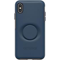 OtterBox Otter + Pop Symmetry Backcover Blau für das iPhone Xs Max