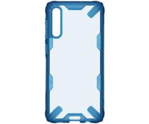 Ringke Fusion X Case Blau für das Samsung Galaxy A50