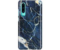 Selencia Rustic Water Hard Case für das Huawei P30