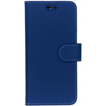 Accezz Wallet TPU Booklet Blau für das Nokia 3.1