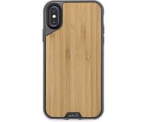 Mous Limitless 2.0 Case Bamboo für das iPhone Xs / X