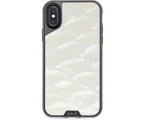 Mous Limitless 2.0 Case Sea Shell für das iPhone Xs / X
