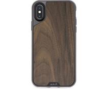 Mous Limitless 2.0 Case Walnut für das iPhone Xs / X