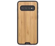 Mous Limitless 2.0 Case Bamboo für das Samsung Galaxy S10