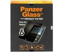 PanzerGlass Privacy Displayschutzfolie für das iPad 2 / 3 / 4