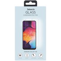 Selencia Displayschutz aus gehärtetem Glas für Samsung Galaxy A10