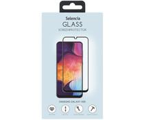 Selencia Screen Protector aus gehärtetem Glas für Samsung Galaxy A50