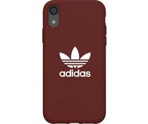 adidas Originals Adicolor Moulded Case Violett für das iPhone Xr