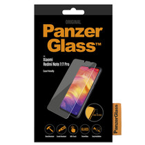 PanzerGlass Case Friendly Screenprotektor für das Redmi Note 7 (Pro)