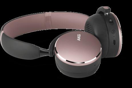Samsung AKG Y500 Bluetooth Headset - Rosa