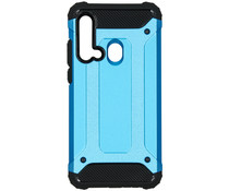 iMoshion Rugged Xtreme Case Blau für das Huawei P20 Lite (2019)