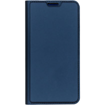 Dux Ducis Slim TPU Booklet Blau für das Samsung Galaxy S10e