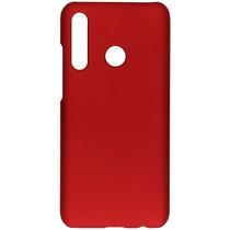 Unifarbene Hardcase-Hülle Rot für das Honor 20 Lite