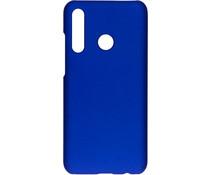 Unifarbene Hardcase-Hülle Blau für das Honor 20 Lite