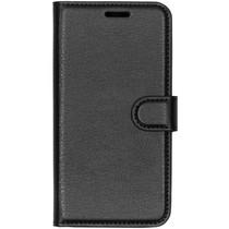 iMoshion Luxuriöse Buchtyp-Hülle Schwarz für das Nokia 1 Plus