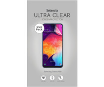 Selencia Duo Pack Ultra Clear Screenprotector Samsung Galaxy A50
