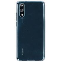 Accezz Transparentes TPU Clear Cover für das Huawei P20