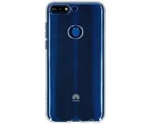 Accezz TPU Clear Cover Transparent für das Huawei Y7 (2018)