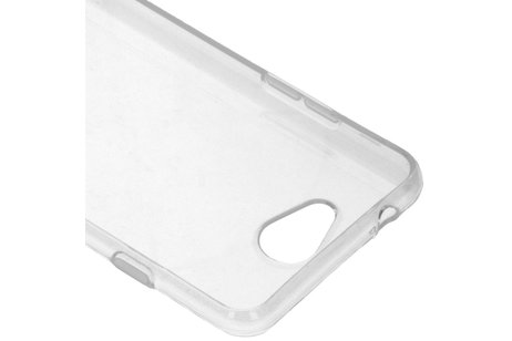 General Mobile GM6 hülle - Accezz TPU Clear Cover