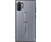 Samsung Protect Standing Cover Silber für das Galaxy Note 10 Plus