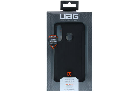 Huawei P30 Lite hülle - UAG Scout Backcover Schwarz