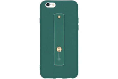 iPhone 6 / 6s hülle - Softcase Backcover mit Schlaufe