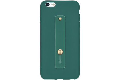 iPhone 6(s) Plus hülle - Softcase Backcover mit Schlaufe