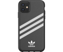 adidas Originals Moulded Case Samba Schwarz / Weiß für iPhone 11