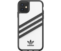 adidas Originals Moulded Case Samba Weiß / Schwarz für iPhone 11