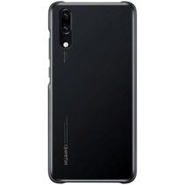 Huawei Color Backcover Schwarz für das Huawei P20