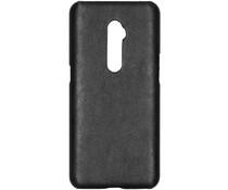 Kunststoff-Backcover Schwarz für das Oppo Reno 10x Zoom