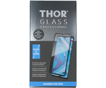 THOR Full Screen Protector + Easy Apply Frame Huawei P30 Pro