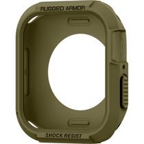 Spigen Rugged Armor™ Case Grün für die Apple Watch 40 mm