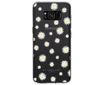 My Jewellery Design Soft Case für das Samsung Galaxy S8