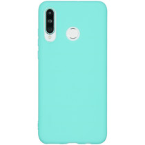 iMoshion Color TPU Hülle Mintgrün für Huawei P30 Lite