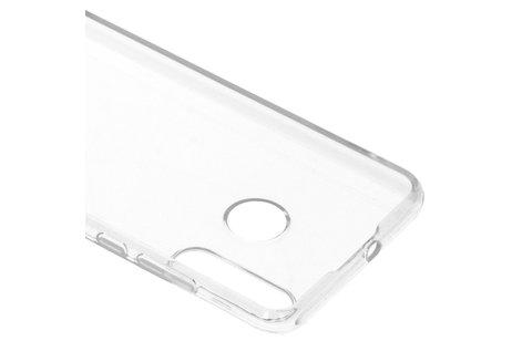 Huawei P30 Lite hülle - Panther Design Silikonhülle für