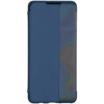 Huawei Smart View Flip Cover Blau für das Huawei P30 Lite