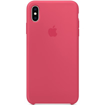Apple Silikoncase Hibiscus für das iPhone Xs Max