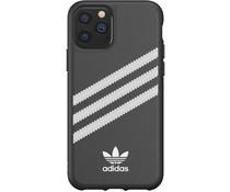adidas Originals Moulded Case Samba Schwarz / Weiß für das iPhone 11 Pro