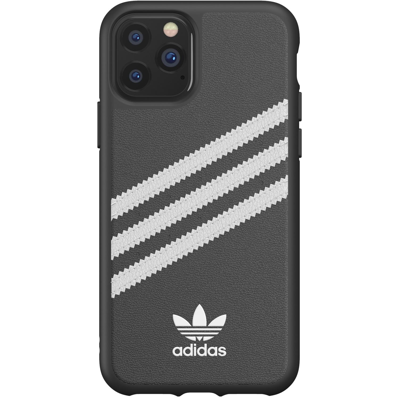 adidas Originals Moulded Case Samba Schwarz Weiß für das iPhone 11 Pro